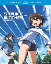 Strike Witches The Movie Blu-ray/DVD