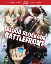 Blood Blockade Battlefront Blu-ray/DVD