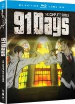 91 Days Complete Series Blu-ray/DVD
