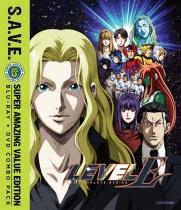 Level E Blu-ray/DVD S.A.V.E.