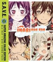 Inari Kon Kon Blu-ray Blu-ray/DVD S.A.V.E