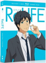 ReLIFE Blu-Ray/DVD