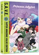 Princess Jellyfish Complete Collection S.A.V.E.