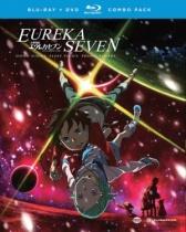 Eureka Seven: Good Night, Sleep Tight, Young Lovers Blu-ray/DVD