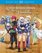 Lord Marksman and Vanadis Complete Series Blu-ray/DVD