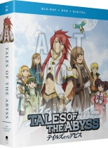 Tales of the Abyss Complete Series Blu-ray/DVD