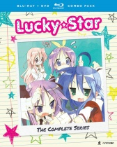 Lucky Star Complete Blu-ray/DVD