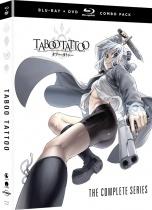 Taboo Tattoo Complete Series Blu-Ray/DVD