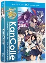KanColle Kantai Collection Blu-ray/DVD