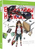 Eureka Seven Hi-Evolution 1 Movie Blu-ray/DVD