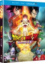 Dragon Ball Z: Resurrection F - Movie Blu-ray/DVD