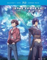Endride Part 2 Blu-ray/DVD