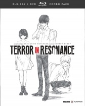 Terror in Resonance Complete Collection Blu-ray/DVD