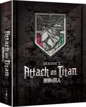Attack on Titan Season 3 Part 1 Blu-Ray/DVD LTD