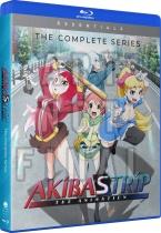 Akiba's Trip Complete Series Essentials Blu-ray