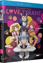 Love Tyrant Complete Series Blu-ray