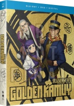 Golden Kamuy Season 2 Blu-ray/DVD