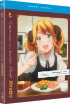 Restaurant to Another World Blu-ray