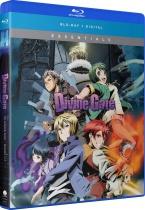 Divine Gate Complete Series Essentials Blu-ray