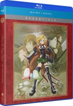 Maria the Virgin Witch Essentials Blu-ray