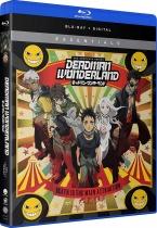 Deadman Wonderland Complete Series Essentials Blu-ray