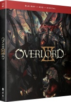Overlord III Season 3 Blu-ray/DVD
