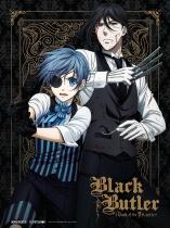 Black Butler Book of the Atlantic Movie
