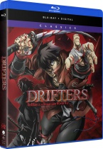 Drifters Complete Series Classic Blu-ray