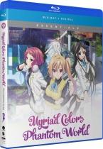 Myriad Colors Phantom World Complete Series Essentials Blu-ray