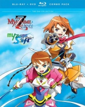 My-Otome OVA Collection Blu-ray/DVD