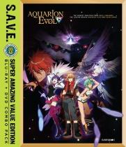 Aquarion EVOL Blu-ray/DVD S.A.V.E