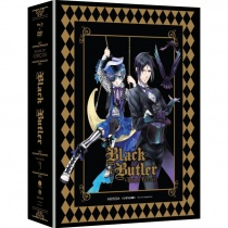 Black Butler Book of Circus (Season 3) Blu-ray/DVD LTD