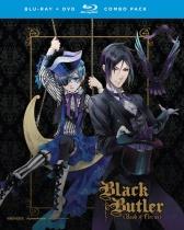 Black Butler Book of Circus (Season 3) Blu-ray/DVD