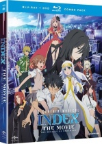 A Certain Magical Index the Movie: Miracle of Endymion Blu-ray/DVD
