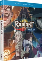 Radiant Season 1 Part 2 Blu-ray/DVD