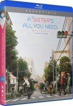 A Sister's all you need Complete Series Essentials Blu-ray