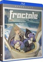 Fractale Complete Series Essentials Blu-ray