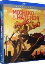 Michiko and Hatchin Complete Series Essentials Blu-ray