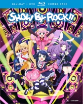 Show By Rock!! Collection Blu-ray/DVD