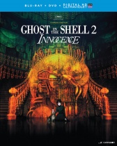 Ghost in the Shell 2 Innocence Blu-ray/DVD