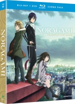 Noragami The Complete First Season Blu-ray/DVD