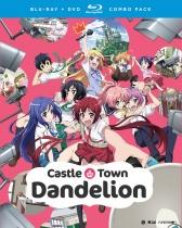 Castle Town Dandelion Complete Series Blu-ray/DVD