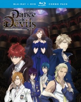 Dance with Devils Complete Series Blu-ray/DVD
