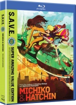 Michiko and Hatchin Complete Series Blu-ray S.A.V.E. Edition