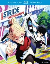 Prince of Stride Alternative Blu-ray/DVD