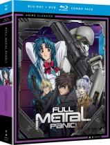 Full Metal Panic! Complete Series Blu-ray/DVD