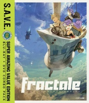 Fractale Complete S.A.V.E. Blu-ray/DVD