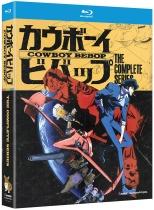 Cowboy Bebop The Complete Series Blu-ray