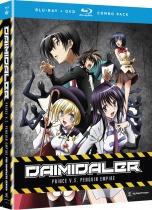 Daimidaler Complete Series Blu-ray/DVD