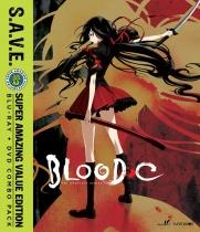 Blood-C Blu-ray/DVD S.A.V.E.